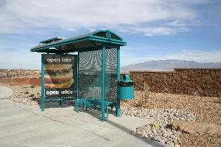 General Contractor / Remodeling and Renovation of the City of Albuquerque Bus Shelters Photo