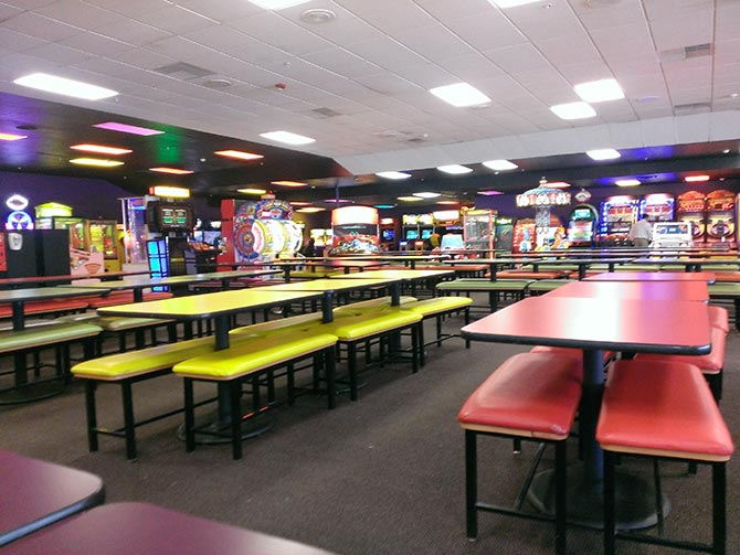 General Contractor and Commercial Remodeling Renovation of Peter Piper Pizza Photo