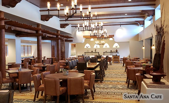 Santa Ana Cafe Commercial Remodel and Renovation