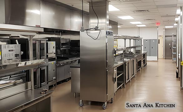 Santa Ana Kitchen