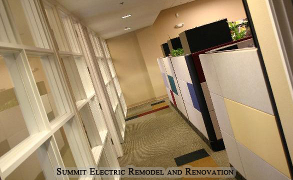 Summit Electric Commercial Remodel and Renovation